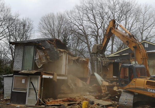 Old Building Demo 3